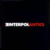 Antics (bonus disc)