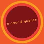 O Amor É Quente (Single)
