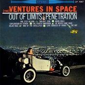 The Ventures - The Ventures in Space Artwork