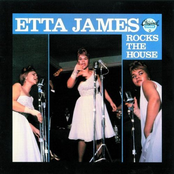 Etta James - Etta James Rocks the House Artwork