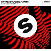 Vintage Culture: Save Me (feat. MKLA)