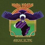Mdou Moctar - Afrique Victime Artwork