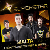 I Don't Want To Miss a Thing (Superstar) - Single