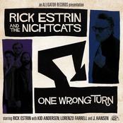 Rick Estrin & The Nightcats: One Wrong Turn