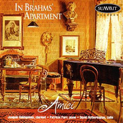 Amici Chamber Ensemble: In Brahms' Apartment