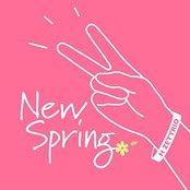 Cover artwork for New Spring