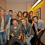 little mix & one direction