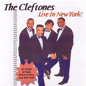 The Cliftones: Live In New York!