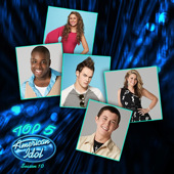 American Idol Top 5 Season 10