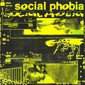 Cover artwork for Social Phobia