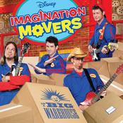 Imagination Movers: Imagination Movers: In A Big Warehouse