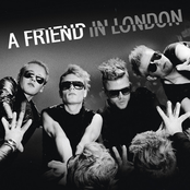 A Friend In London 2012 EP