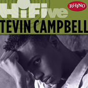 Tevin Campbell: Rhino Hi-Five: Tevin Campbell