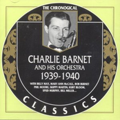 Charlie Barnet and His Orchestra 1939-1940