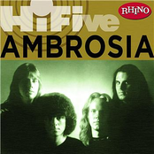 Rhino Hi Five: Ambrosia cover art