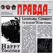 Happy Together (feat.The Alexandrov Red Army Ensemble)
