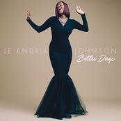 Le'andria Johnson: Better Days
