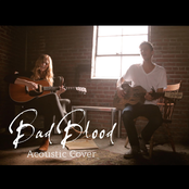 Bad Blood (feat. Luke Preston) [Acoustic Cover]