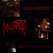 Hard Evidence - Illegal Live Activities 2009
