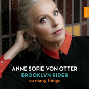 Anne Sofie Von Otter: So Many Things (Arr. for Mezzo-Soprano and String Quartet)