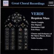 Verdi: VERDI: Requiem (Gigli) (1939)