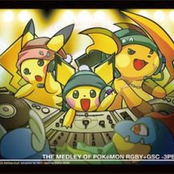 THE MEDLEY OF POKéMON RGBY+GSC -3PBs- special CD Edition