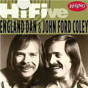 Rhino Hi-Five:  England Dan & John Ford Coley cover art