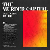 The Murder Capital: Don't Cling To Life