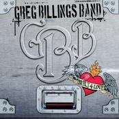 Greg Billings Band: Built for Love
