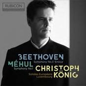 Christoph Konig: Méhul: Symphony No. 1 - Beethoven: Symphony No. 3