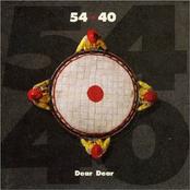 54-40: Dear Dear