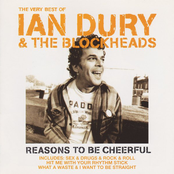 The Very Best Of Ian Dury & The Blockheads - Reasons To Be Cheerful