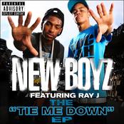 Tie Me Down - EP
