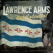 The Lawrence Arms - Oh! Calcutta! Artwork
