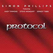 Simon Phillips: Protocol III