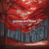 Album cover of A Necessary Bummer, by Sledding With Tigers