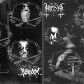Horna / Behexen (Split)