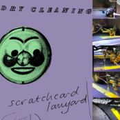 Dry Cleaning: Scratchcard Lanyard