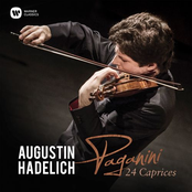 Augustin Hadelich: Paganini: 24 Caprices, Op. 1