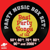 Party Music Box Set: Best Party Songs of the 50's, 60's, 70's, 80's, 90's and 2000's ジャケット写真