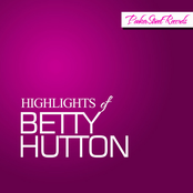 Highlights of Betty Hutton cover art