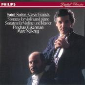 Pinchas Zukerman: Franck: Violin Sonata//Saint-Saëns: Violin Sonata No.1