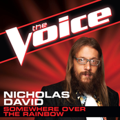 Nicholas David: Somewhere Over the Rainbow (The Voice Performance) - Single