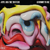 Amyl and The Sniffers - Comfort to Me Artwork