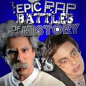 Albert Einstein Vs Stephen Hawking (feat. Nice Peter & MC Mr. Napkins) - Single