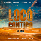 DJ Snake - Loco Contigo (with J. Balvin & Ozuna feat. Nicky Jam, Natti Natasha, Darell & Sech) [REMIX]