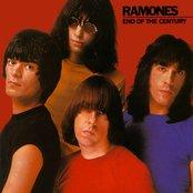 Ramones - End of the Century Artwork