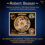 American Composers Orchestra: Music of Robert Beaser