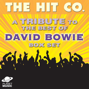 A Tribute to the Best of David Bowie Box Set ジャケット写真