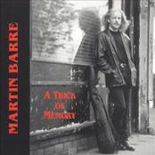 Martin Barre: A Trick of Memory